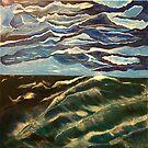 Storm Brewing by Lorraine cavanagh