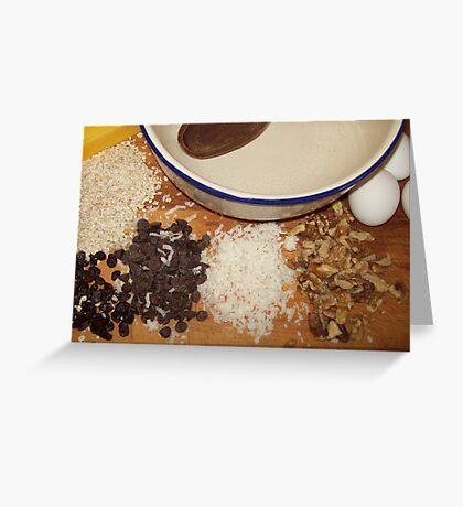Baking Day Greeting Card