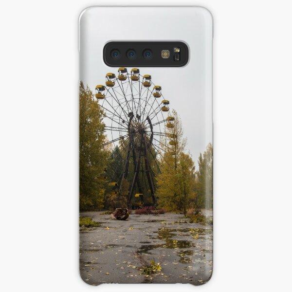 Pripyat Chernobyl Ferris Wheel  Samsung Galaxy Snap Case