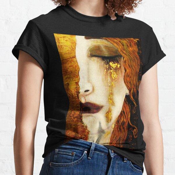 Klimt Golden Tears Classic T-Shirt