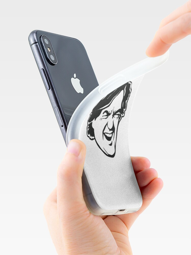Alternate view of James May Cartoon design iPhone Case & Cover