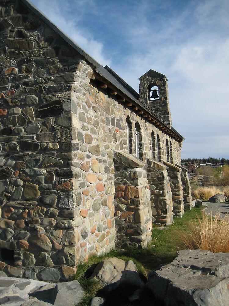 Church of the Good Sheperd by scruffycat