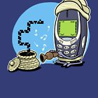 SNAKE CHARMER PHONE by Fernando Sala