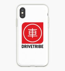 DriveTribe Japanese design  iPhone Case