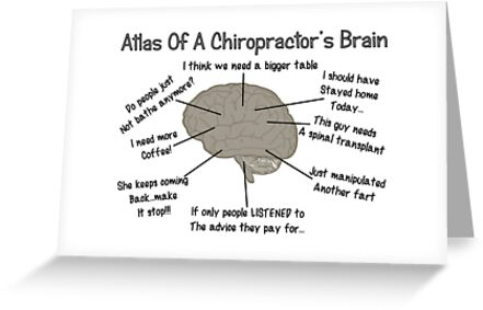Chiropractor humor sayings greeting cards by gail gabel llc chiropractor humor sayings by gail gabel llc m4hsunfo