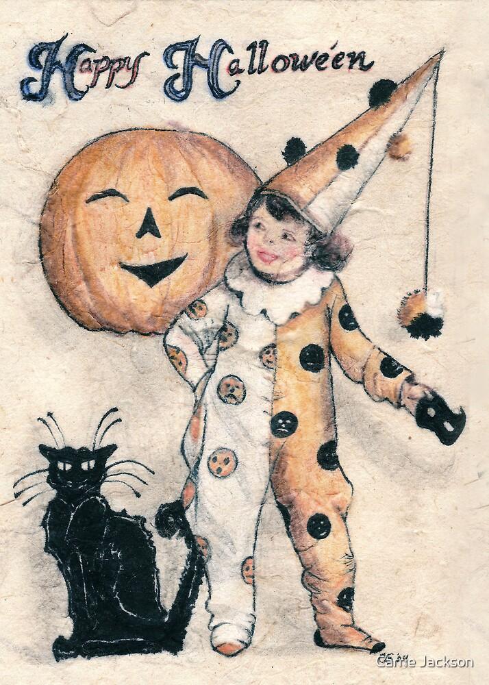Happy Hallowe'en by Carrie Jackson