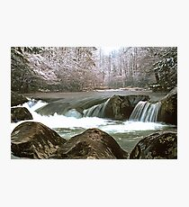 GREENBRIER, WINTER Photographic Print