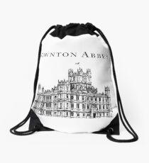 The Big House Drawstring Bag
