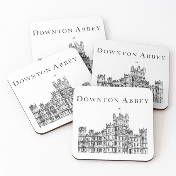 The Big House Coasters (Set of 4)