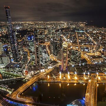 Melbourne Fires Up by RayW