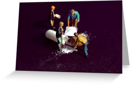 Drug Pushers by Mark Wilson