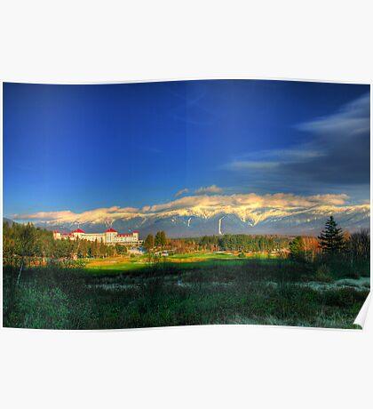 Bretton Woods Panorama Poster