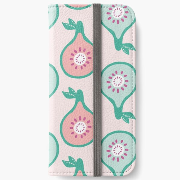 Pears of colors iPhone Wallet