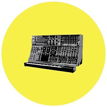 Moog modular by opul