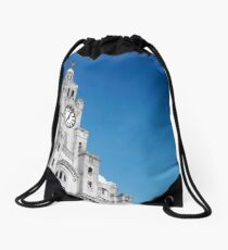 Royal Liver Building Liverpool Drawstring Bag