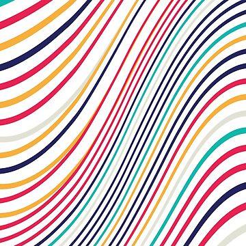 Colorful Stripes by aditya26j