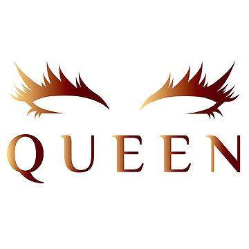 Queen | Phoenix Fire by Chibiuske