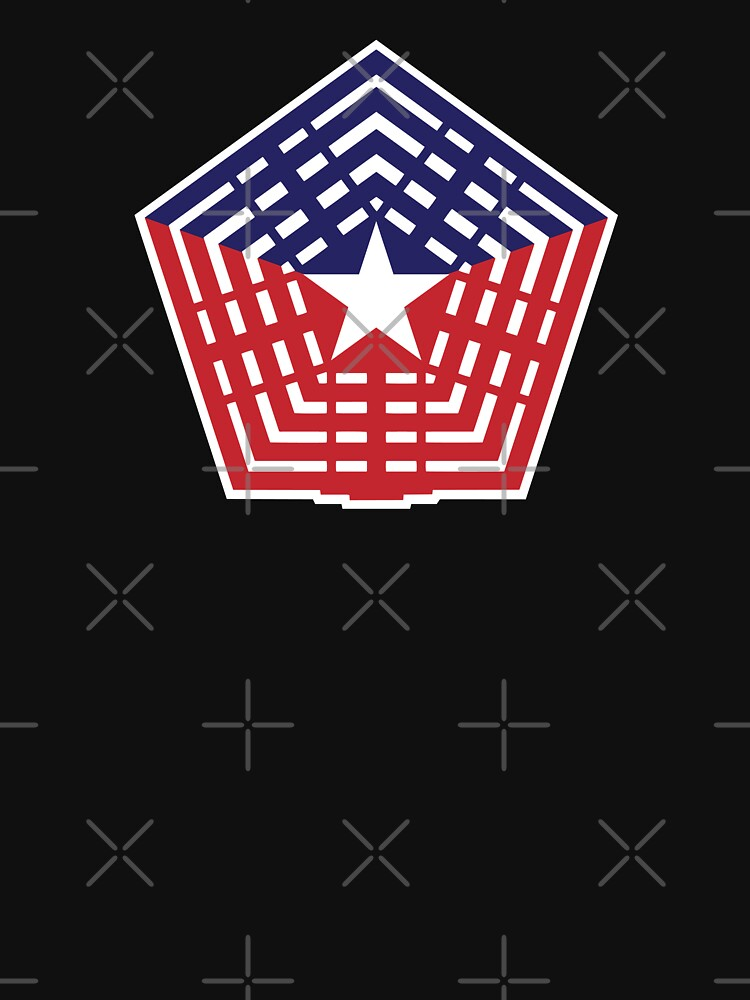 The Pentagon by hobrath
