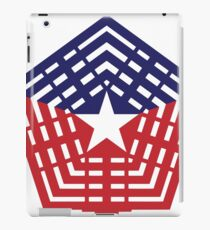 The Pentagon iPad Case/Skin