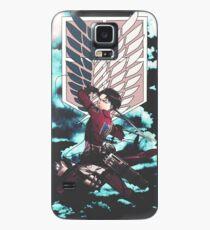 Attack On Titan Levi Case/Skin for Samsung Galaxy