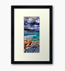 The Southern Ocean Framed Print