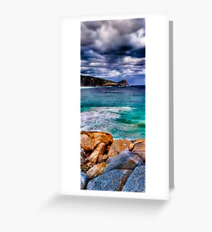 The Southern Ocean Greeting Card
