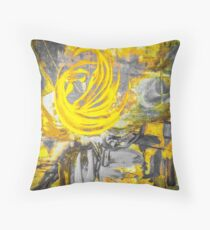 Anointing Throw Pillow