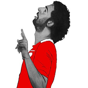 Mo Salah - Egyptian football player in liverpool FC by sager4ever