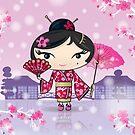 Sakura by flamingrhino