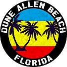Dune Allen Beach Florida by MyHandmadeSigns