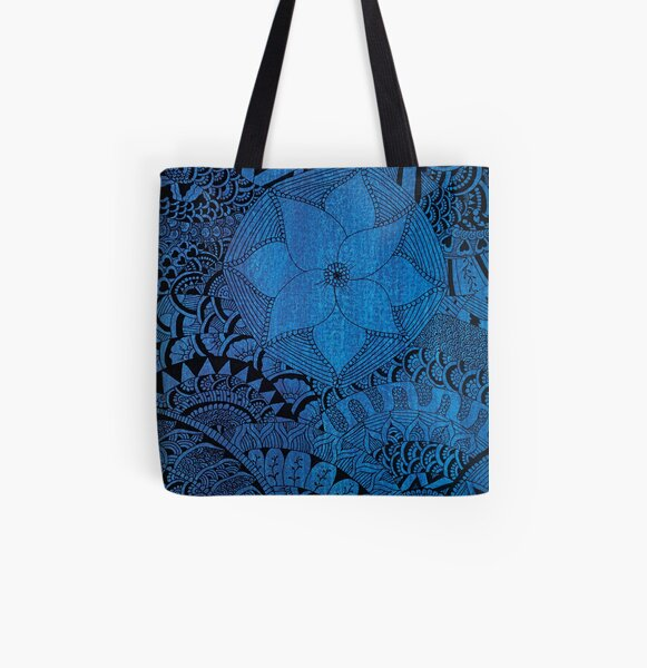 Patterns Mixture v.3 All Over Print Tote Bag