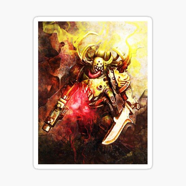 Deathguard40k Sticker