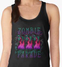 Zombie Parade Women's Tank Top
