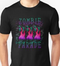 Zombie Parade Unisex T-Shirt