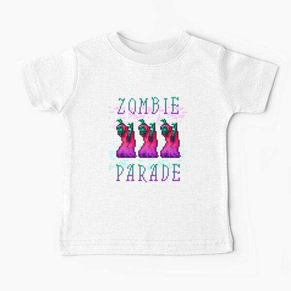 Zombie Parade Baby T-Shirt