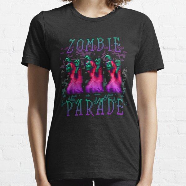Zombie Parade Essential T-Shirt