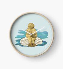 The Birth of Venus... von Willendorf Clock