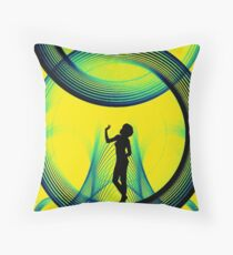 Evanescent Throw Pillow