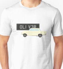 Richard Hammond Oliver Opel Kadett Unisex T-Shirt