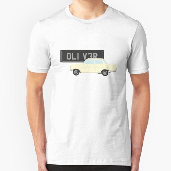 Richard Hammond Oliver Opel Kadett Slim Fit T-Shirt