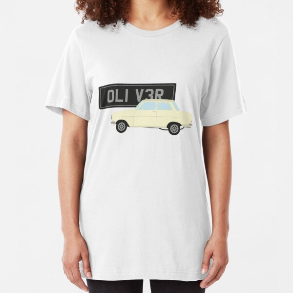 Richard Hammond Oliver Opel Kadett Slim Fit T-Shirt