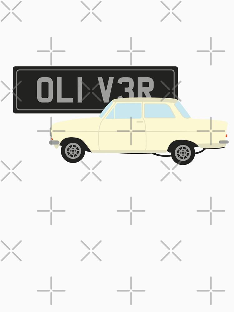 Richard Hammond Oliver Opel Kadett by drivetribe