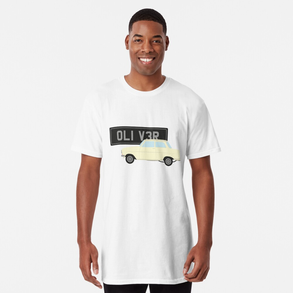 Richard Hammond Oliver Opel Kadett Long T-Shirt