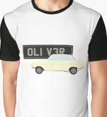 Richard Hammond Oliver Opel Kadett Graphic T-Shirt