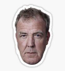 Jeremy Clarkson's face  Sticker