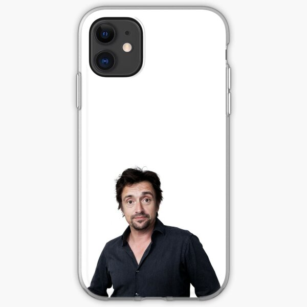 Happy Richard Hammond  iPhone Soft Case