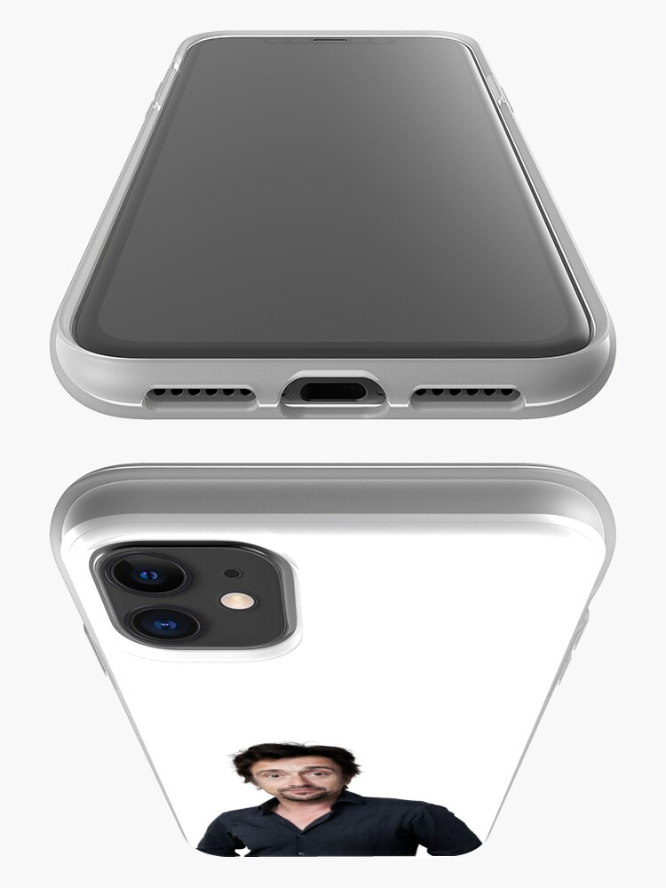 Alternate view of Happy Richard Hammond  iPhone Case & Cover