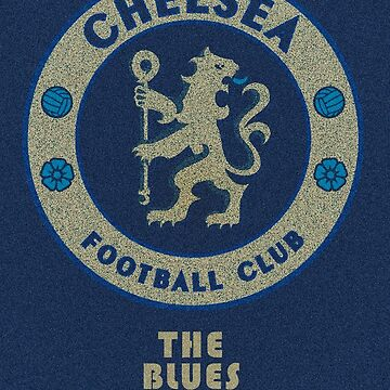 The Blues Chelsea iPhone Case by GoldyMaster07