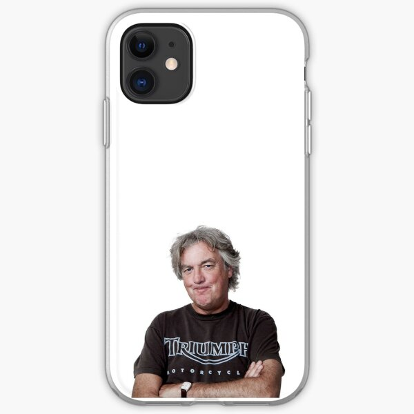 Thinking James May  iPhone Soft Case