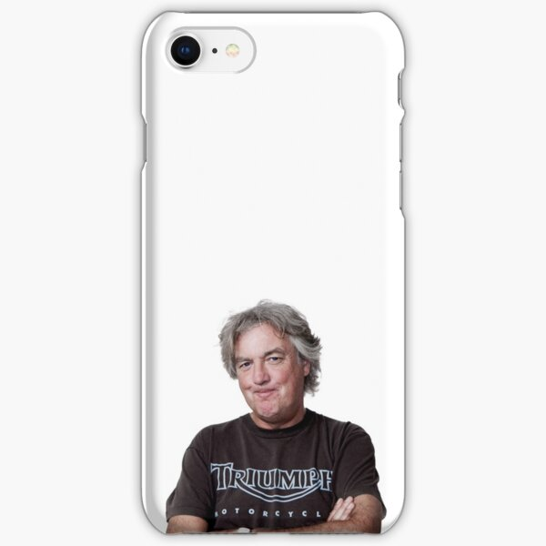 Thinking James May  iPhone Snap Case